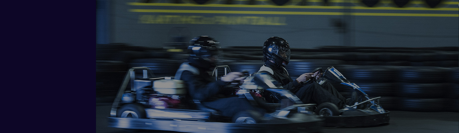 Action500 mini grand prix for Go kart interieur montreal